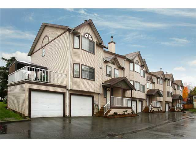 Main Photo: 17 2352 PITT RIVER Road in Port Coquitlam: Mary Hill Townhouse for sale : MLS(r) # V919687