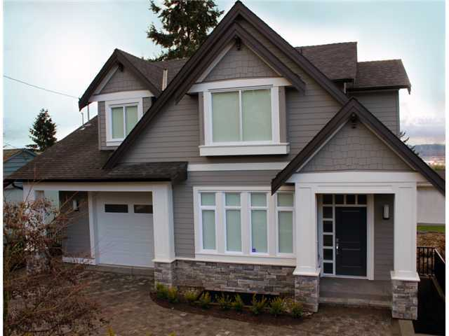 Main Photo: 1140 ROCHESTER Avenue in Coquitlam: Coquitlam West House for sale : MLS®# V1000191