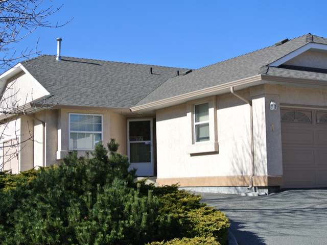 Main Photo: Map location: 1 1750 MCKINLEY Court in : Sahali Townhouse for sale (Kamloops)  : MLS®# 125907