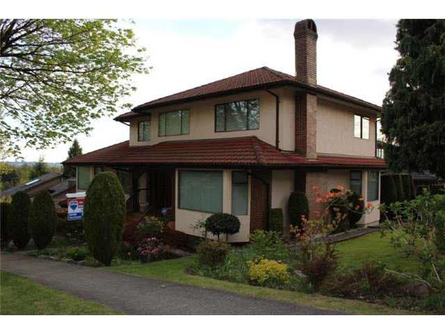 Main Photo: 1209 GLEN ABBEY Drive in Burnaby: Simon Fraser Univer. House for sale (Burnaby North)  : MLS(r) # V1116658