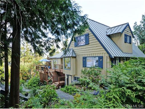 Main Photo: 6665 Mark Lane in VICTORIA: CS Willis Point Single Family Detached for sale (Central Saanich)  : MLS® # 350726