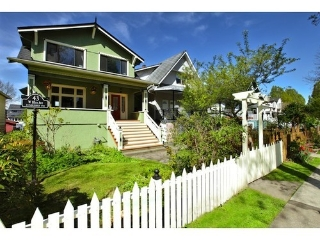 Main Photo: 43 18TH Ave W in Vancouver West: Cambie Home for sale ()  : MLS(r) # V1027494