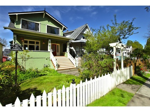 Main Photo: 43 18TH Ave W in Vancouver West: Cambie Home for sale ()  : MLS® # V1027494