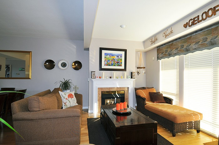 Photo 5: 5 1207 CONFEDERATION Drive in Port Coquitlam: Citadel PQ Townhouse for sale : MLS(r) # R2018280