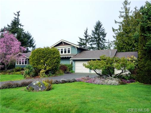 Main Photo: 1056 Readings Drive in NORTH SAANICH: NS Lands End Single Family Detached for sale (North Saanich)  : MLS(r) # 361522