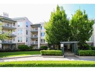 "Main Photo: 409 20200 54A Avenue in Langley: Langley City Condo for sale in ""MONTEREY GRANDE"" : MLS(r) # R2046898"