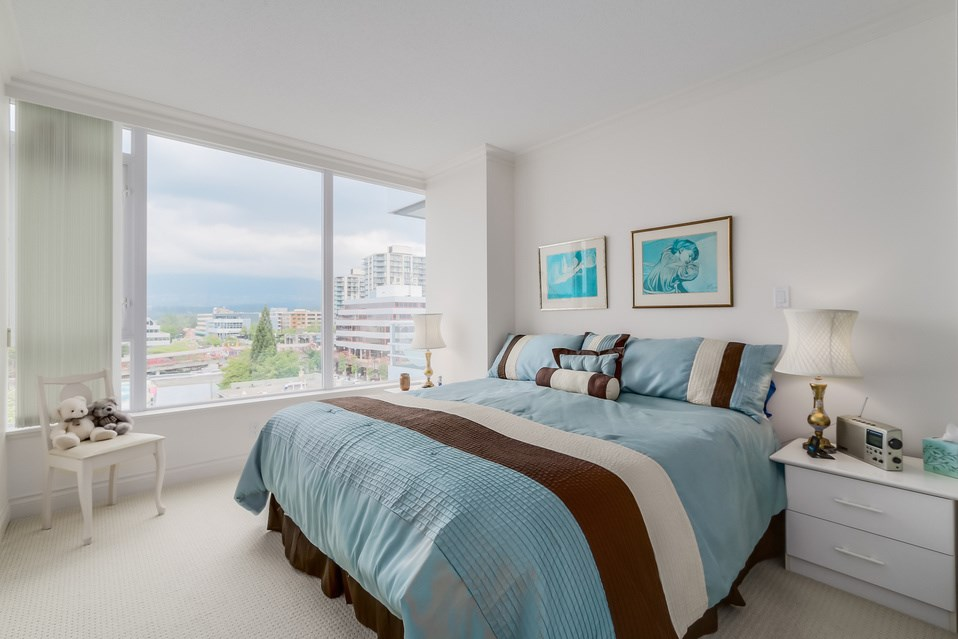 Photo 10: 602 133 E ESPLANADE in North Vancouver: Lower Lonsdale Condo for sale : MLS® # R2054454
