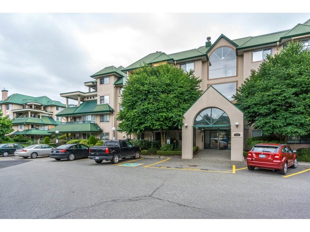 "Main Photo: 305 2960 TRETHEWEY Street in Abbotsford: Abbotsford West Condo for sale in ""Cascade Green"" : MLS®# R2088579"