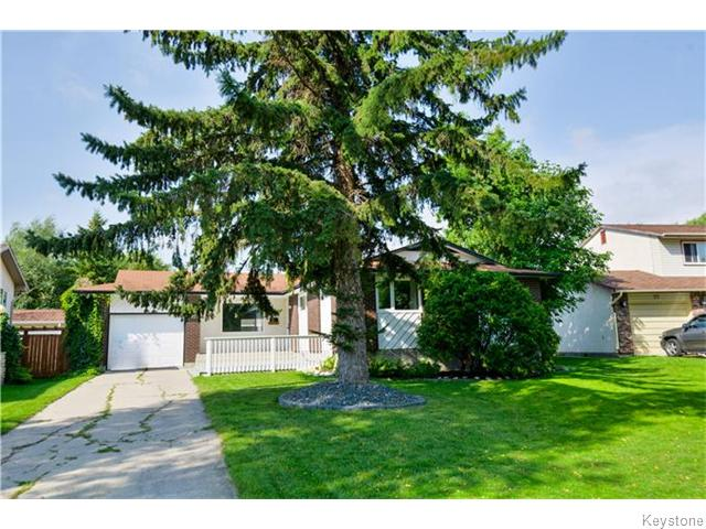 Main Photo: 39 Grimston Road in Winnipeg: Fort Richmond Residential for sale (1K)  : MLS® # 1622880