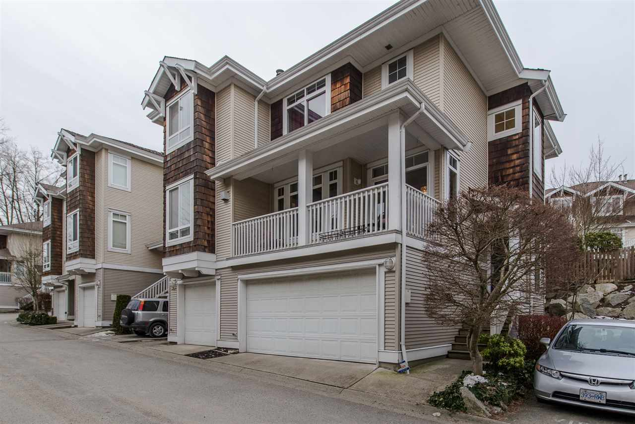Main Photo: 42 15030 58 Avenue in Surrey: Sullivan Station Townhouse for sale : MLS®# R2131060