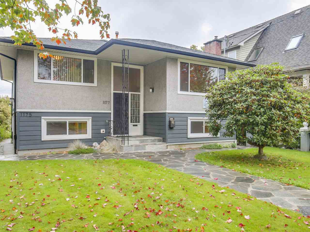 Main Photo: 1175 E 15TH Avenue in Vancouver: Mount Pleasant VE House for sale (Vancouver East)  : MLS(r) # R2131110