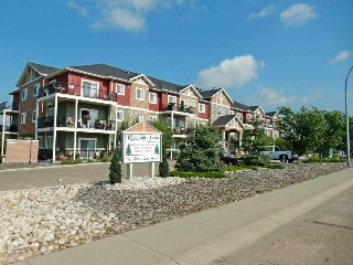 Main Photo: 110 4922 52 Street: Gibbons Condo for sale : MLS(r) # E4049034