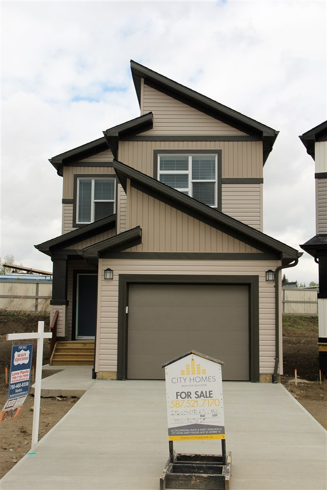Main Photo: 9950 207A Street in Edmonton: Zone 58 House for sale : MLS(r) # E4052177