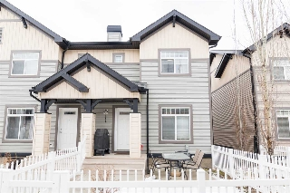 Main Photo: 114 465 HEMINGWAY Road in Edmonton: Zone 58 Townhouse for sale : MLS(r) # E4052192