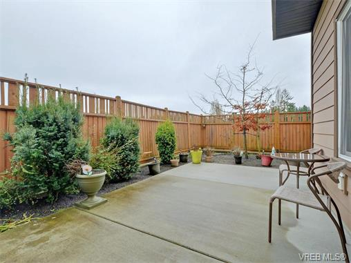 Photo 19: 9 1893 Prosser Road in SAANICHTON: CS Saanichton Townhouse for sale (Central Saanich)  : MLS® # 375240