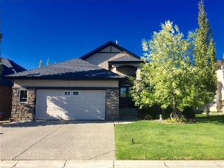 Main Photo: 2707 EVERCREEK BLUFFS Way SW in Calgary: Evergreen House for sale : MLS® # C4108943