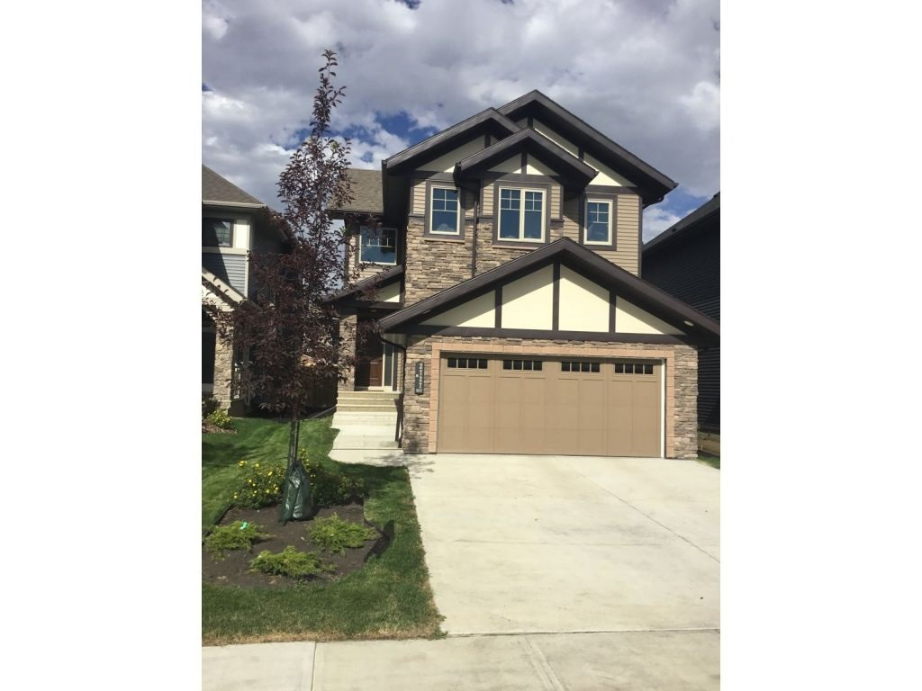 Main Photo: 2727 Kirkland Way in Edmonton: Zone 56 House for sale : MLS® # E4057811