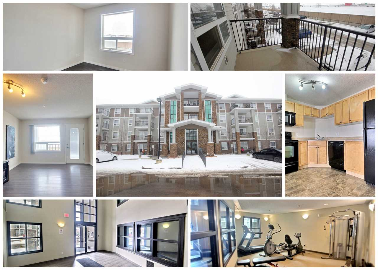 Main Photo: 1210 9363 SIMPSON Drive in Edmonton: Zone 14 Condo for sale : MLS(r) # E4062016