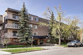 Main Photo: # 835 19 AV SW in Calgary: Lower Mount Royal Condo for sale : MLS® # C4117697