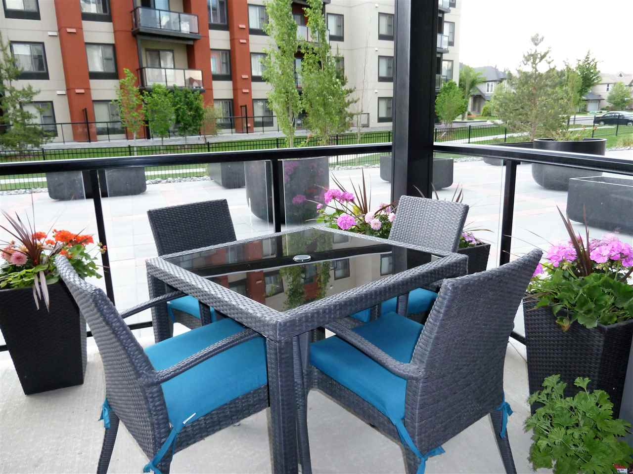 Main Photo: 107 320 AMBLESIDE Link in Edmonton: Zone 56 Condo for sale : MLS(r) # E4069317