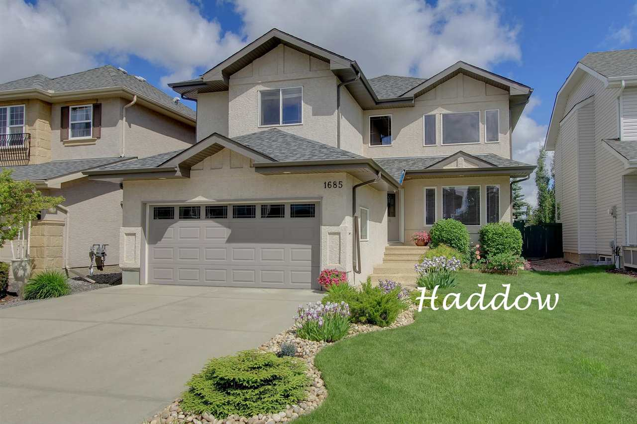 Main Photo: 1685 HECTOR Road in Edmonton: Zone 14 House for sale : MLS(r) # E4069557