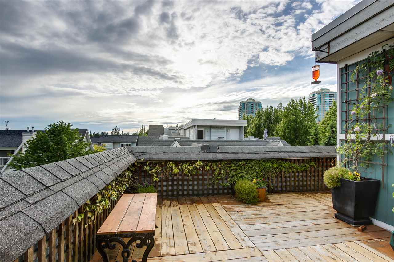 "Photo 17: 7335 MAGNOLIA Terrace in Burnaby: Highgate Townhouse for sale in ""Monterey"" (Burnaby South)  : MLS(r) # R2179211"