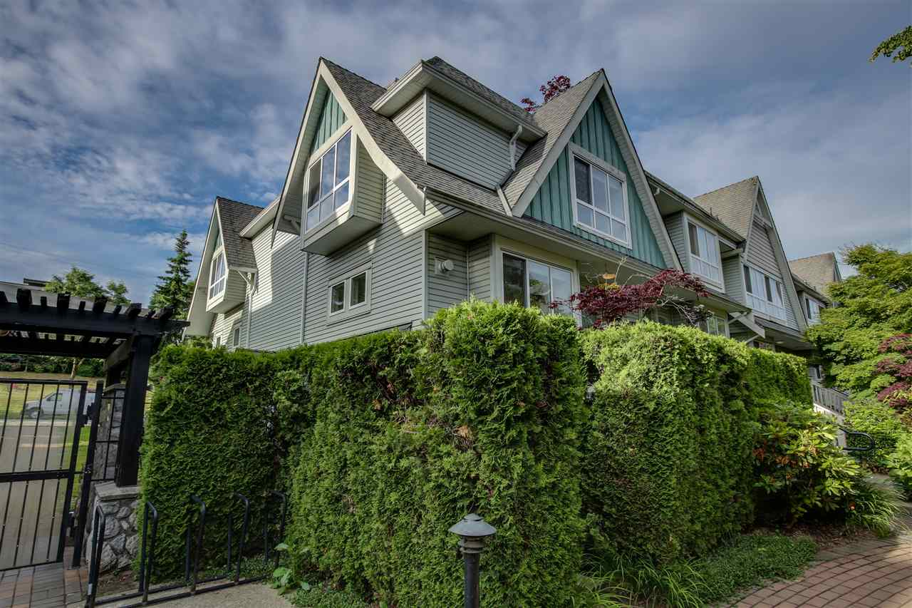 "Photo 20: 7335 MAGNOLIA Terrace in Burnaby: Highgate Townhouse for sale in ""Monterey"" (Burnaby South)  : MLS(r) # R2179211"