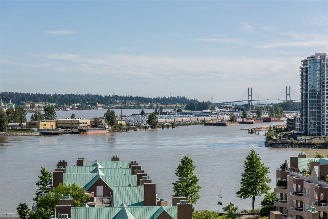 "Photo 13: 1002 1135 QUAYSIDE Drive in New Westminster: Quay Condo for sale in ""ANCHOR POINTE"" : MLS(r) # R2184263"