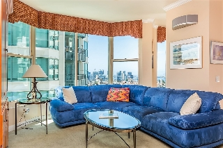 Main Photo: SAN DIEGO Condo for sale : 3 bedrooms : 2500 6th Avenue #703