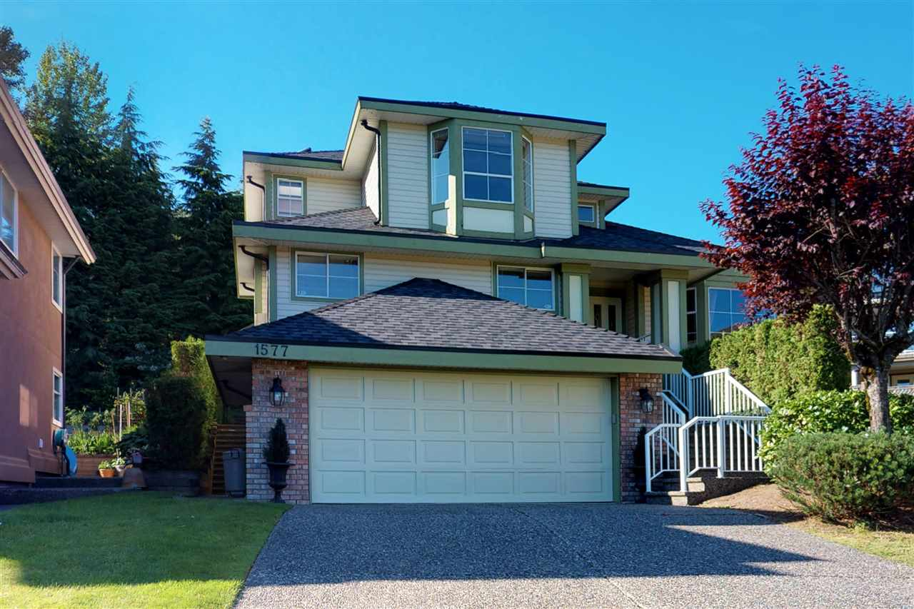 Main Photo: 1577 LODGEPOLE PLACE in Coquitlam: Westwood Plateau House for sale : MLS®# R2185377