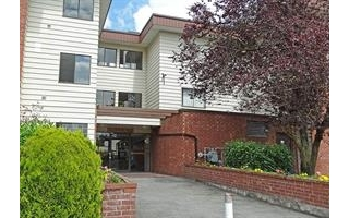 "Main Photo: 408 1909 SALTON Road in Abbotsford: Central Abbotsford Condo for sale in ""Forest Village"" : MLS® # R2201203"