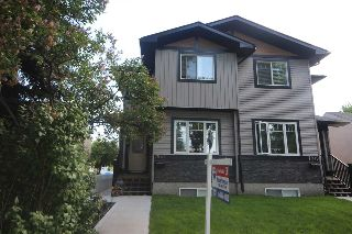 Main Photo: 7947 79 Avenue in Edmonton: Zone 17 House Half Duplex for sale : MLS® # E4085510