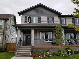 Main Photo:  in Edmonton: Zone 27 House Half Duplex for sale : MLS® # E4086607