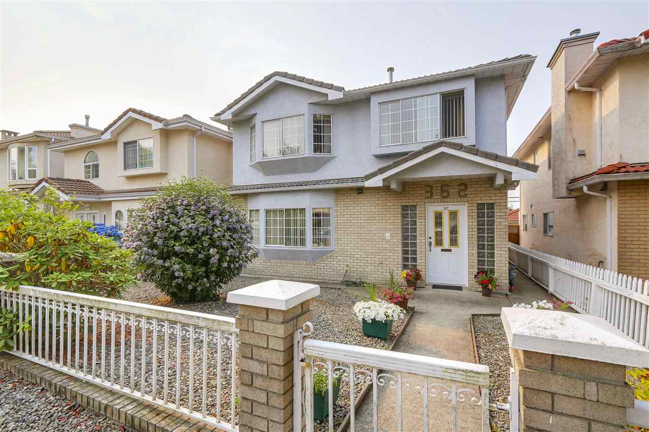 Main Photo: 362 E 56TH Avenue in Vancouver: South Vancouver House for sale (Vancouver East)  : MLS® # R2220573