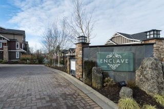 "Main Photo: 24 2979 156 Street in Surrey: Grandview Surrey Townhouse for sale in ""ENCLAVE"" (South Surrey White Rock)  : MLS® # R2226516"