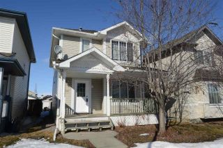 Main Photo: 21322 87A Avenue NW in Edmonton: Zone 58 House for sale : MLS® # E4102196