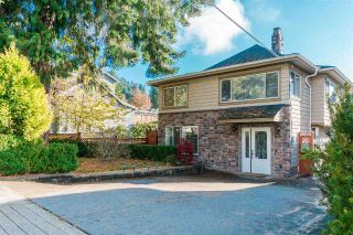 "Main Photo: 1066 KINGS Avenue in West Vancouver: Sentinel Hill House for sale in ""Sentinel Hill"" : MLS®# R2259599"