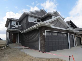 Main Photo: 29 Enchanted Way: St. Albert House for sale : MLS®# E4115167