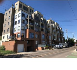 Main Photo: 612 11425 105 Avenue in Edmonton: Zone 08 Condo for sale : MLS®# E4120472
