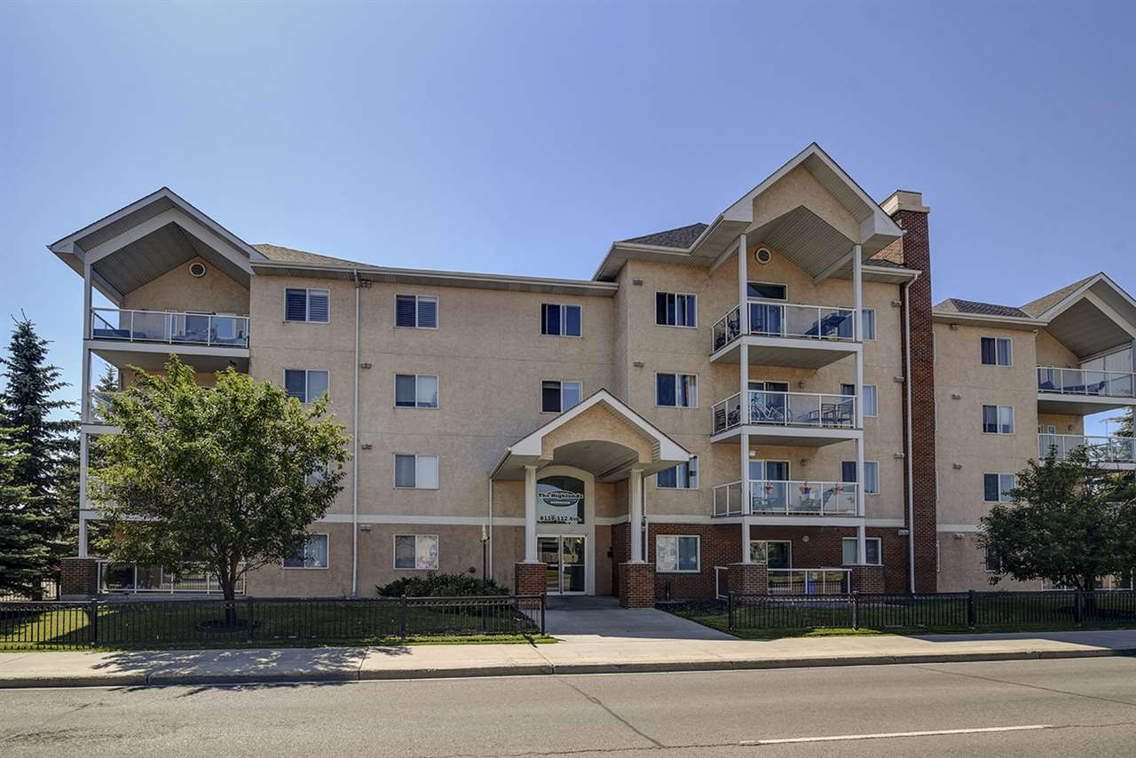 Main Photo: 402 8119 112 Avenue in Edmonton: Zone 09 Condo for sale : MLS®# E4120563