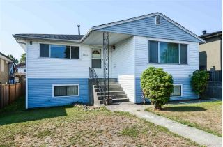 Main Photo: 3422 TANNER Street in Vancouver: Collingwood VE House for sale (Vancouver East)  : MLS®# R2302291