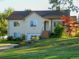 Main Photo: 3929 Cumberland Road in VICTORIA: SE Lake Hill Single Family Detached for sale (Saanich East)  : MLS®# 400476