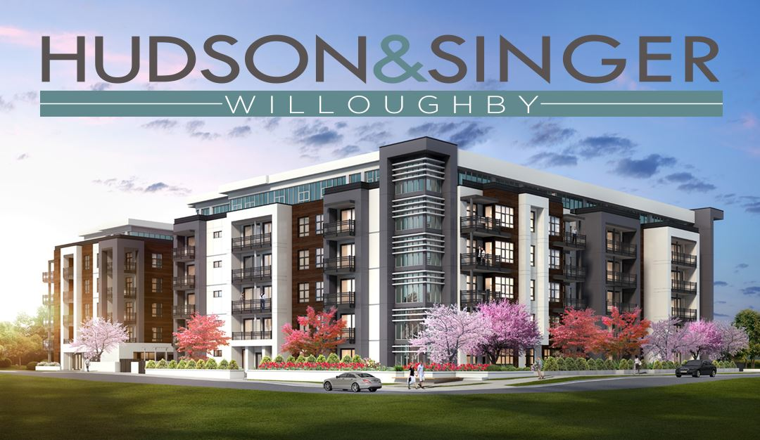 "Main Photo: 103B 20838 78B Avenue in Langley: Willoughby Heights Condo for sale in ""Hudson & Singer"" : MLS®# R2314966"