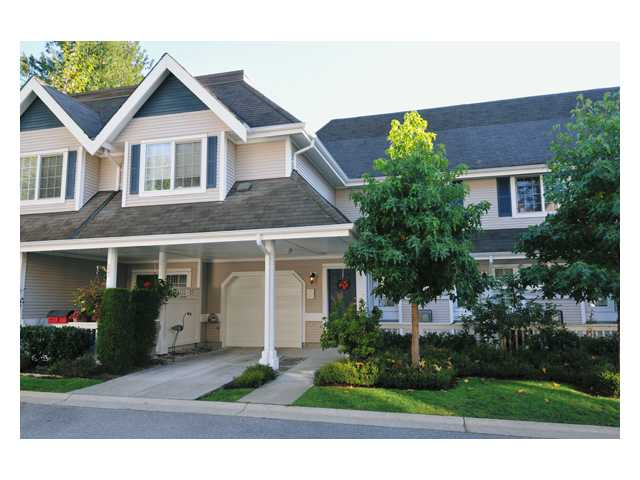 "Main Photo: 52 11355 236TH Street in Maple Ridge: Cottonwood MR Townhouse for sale in ""ROBERTSON RIDGE"" : MLS® # V879663"
