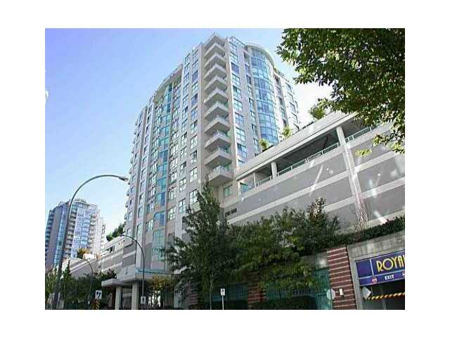 "Main Photo: 1106 728 PRINCESS Street in New Westminster: Uptown NW Condo for sale in ""PRINCESS TOWER"" : MLS® # V890257"
