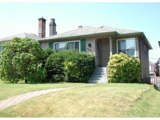 Main Photo: 4847 HENRY ST in Vancouver: Knight House for sale (Vancouver East)  : MLS(r) # V966805