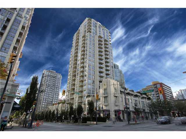"Main Photo: 1602 1225 RICHARDS Street in Vancouver: Downtown VW Condo for sale in ""EDEN by Bosa"" (Vancouver West)  : MLS® # V1052355"