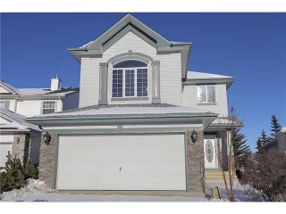Main Photo: 311 BRIDLEWOOD Place SW in Calgary: Bridlewood House for sale : MLS(r) # C3648351