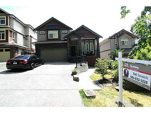 Main Photo: 3422 BLUE JAY Street in Abbotsford: Abbotsford West House for sale : MLS(r) # F1444894