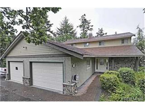 Main Photo: 891 Royal Oak Drive in VICTORIA: SE Broadmead Single Family Detached for sale (Saanich East)  : MLS® # 247580